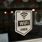 Free WiFi Window Wall Cafe Shop Stickers Signs Pubs Hotels Offices WiFi Sticker
