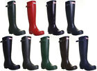 Hunter Women Org Tall Womens Wellington Wellys Boots Size 3 4 5 6 7 8