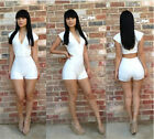 Sexy Women's Clubwear Cocktail Party Bandage Jumpsuits Rompers Bodycon Dress