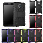 Armor KickStand Hard Combo Protective Case Cover For samsung galaxy Note 4 N9100