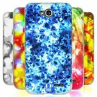 HEAD CASE BOKEH CHRISTMAS SILICONE GEL CASE FOR LG L90 D405