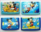 Lot Classic Mickey Mouse Children Cartoon Purses Wallets bags Party Gifts U13