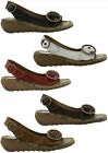 New Fly London Tram Womens Leather Sandals Ladies Shoes Size UK 4-8