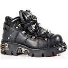New Rock Boots Unisex Style 110 S1 Black