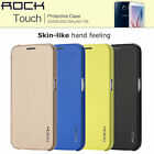 For Samsung Galaxy S6 Rock Ultra Thin Slim Leather Flip Case Book Cover Wallet