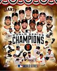 San Francisco Giants 2014 World Series Champions Team Composite Photo