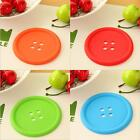New Silicone Placemat Coaster Coffee Cup Mug Glass Beverage Holder Pad Mat CNOG