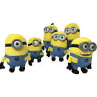 DESPICABLE ME MINIONS SOFT PLUSH TOYS OFFICIAL GIFT QUALITY UNIVERSAL NEW