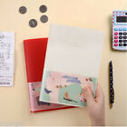 Jam Cash Book Money Record Planner Diary Account Notebook Scheduler Organizer