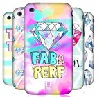 HEAD CASE DESIGNS DIAMOND GLAM HARD BACK CASE FOR APPLE iPHONE 3GS