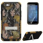 "Beyond Cell For iPhone 6 4.7"" Plus 5.5"" Hybrid Tough Defender Hard Case Stand"