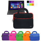 "Tablet Sleeve Handle Cover Case Bag For E-Fun Nextbook 10.1"" EFMW101T/Flexx 10"