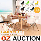 Eames Eiffel Style Replica Designer Dining Chairs Desk Seat Cafe Kitchen Beech