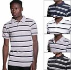 Shaka Stripe Polo Mens Shirt