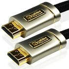 XO Platinum HDMI Cable  v. 1.4 / 2.0 ARC 3D 1080p HEAC Game Console Set-top box