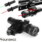 Set Red/Green Dot Laser Sight +45 Offest 20mm Rail Mount For Rifle Scope Sight
