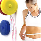 Creative Retractable Ruler Tape Measure 60inch Sewing Cloth Dieting Tailor 1.5M