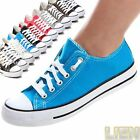Women's Sneakers Casual Shoes Trainers Camo Pattern Lace Up