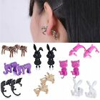 1pair New fashion Women cute animal earrings lovely jewelry ear stud Lady gift