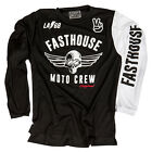 Fasthouse Original Jersey Black Mens Size XS-3XL