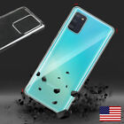 Transparent Crystal Clear Hard Plastic Case Cover for Samsung Galaxy S6 & Edge