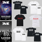 KPOP Bigbang New Album MADE T-Shirt BAEBAE LOSER G-Dragon GD Tshirt  Unisex Tee