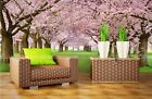 3D Romantic Cherry 1 Wall Paper Wall Print Decal Wall Deco Indoor wall Murals