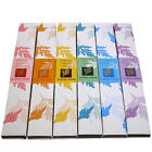 NEW! Aromatherapy Pure Essential Incense Stick OR Cones from India Fair Trade