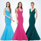 Sexy Fishtail Mermaid Long Party Formal Prom Gowns Dresses 08290 AU Size 06-18