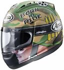 Arai Corsair V Limited Edition Nicky GP Camo Full Face