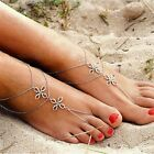 Fashion Beach Anklet Chain Multi Tassel Toe Chain Link Foot Jewelry unique gift