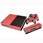 Protective Carbon Fiber Custom Sticker for XBOX one Console Skins Covers