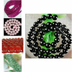 AAA+++4-14mm jade Round Gemstone Loose Beads 15''