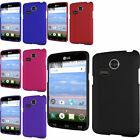 For LG L15G L16C Sunrise Lucky Rubberized Snap On Hard Plastic Cover Case Shell