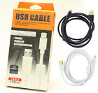 Heavy Duty 8 Pin 5ft Fast Charge Sync Data Cable for Apple iPhone 5 5S 6 Plus