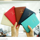 Be On D Passport Case Cover Ticket Card Holder Travel Mini Wallet Cute Pouch