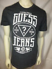 GUESS mens charles logo crew t shirt new nwt
