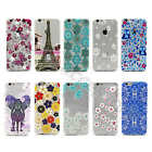 Bling Rhinestone Super Thin TPU For Apple Samsung Silicone Gel Trendy Case Cover