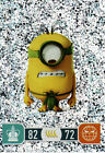 Minions Trading Cards Pick From List 1 to 60