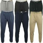 Mens Joggers/ Jogging Bottoms by Brave Soul 'Stein' Drop Crotch