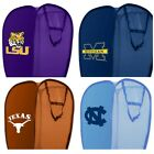 NCAA Pop-Up Hamper College Logo Storage Basket Laundry Bin Teen Boys And Girls