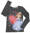 Girls Sofia the First Long Sleeve Tops ExStore 18-24m 2-4y and 6-8y