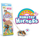 Worth Hamster Harness Gerbil Baby Pet Dog Puppy 2 colors Rope Gift