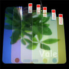 Colorful Mirror Effect Tempered Glass Screen Protector Skin For Mobile Phones