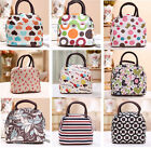 Girls Women Ladies Mom Bag Makeup Cosmetic Bags Lunch Shopping Handbags Tote