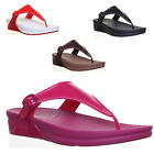 Fitflop Superjelly Womens Rubber Sandals