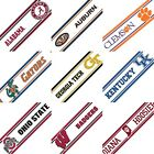 NCAA College Logo Self Stick Wall Borders Peel And Stick Wall Decor Paper Roll