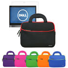 """Briefcase Sleeve Handle Cover Case+LCD For 10.1"""" Dell Venue 10 7000 Series 7040"""