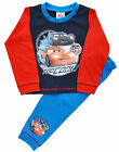 DC31 Boys Disney Cars Lightning McQueen Pyjamas Sizes 18 Months to 5 Years
