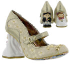 New Irregular Choice I Love You Womens Wedding Heels Court Shoes Size UK 5-8